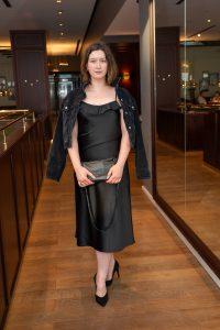 Im Rahmen eines Andaz Salons wurde beim ersten Event auf der neuen Terrasse Eugen21 im Hotel Andaz Vienna das erste Mode Wien Magazin ´69 people, 69 charakters, 69 styles´ präsentiert, Wien, 20.7.2021, -  Tahnee NORDEGG