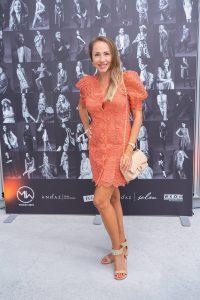 Im Rahmen eines Andaz Salons wurde beim ersten Event auf der neuen Terrasse Eugen21 im Hotel Andaz Vienna das erste Mode Wien Magazin ´69 people, 69 charakters, 69 styles´ präsentiert, Wien, 20.7.2021, -  Ekaterina MUCHA