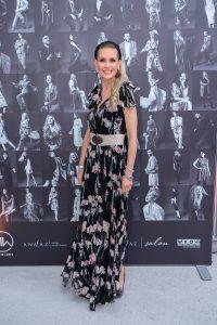 Im Rahmen eines Andaz Salons wurde beim ersten Event auf der neuen Terrasse Eugen21 im Hotel Andaz Vienna das erste Mode Wien Magazin ´69 people, 69 charakters, 69 styles´ präsentiert, Wien, 20.7.2021, -  Karin KLIPPL