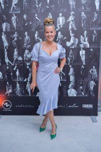 Im Rahmen eines Andaz Salons wurde beim ersten Event auf der neuen Terrasse Eugen21 im Hotel Andaz Vienna das erste Mode Wien Magazin ´69 people, 69 charakters, 69 styles´ präsentiert, Wien, 20.7.2021, -  Evelyn RILLE