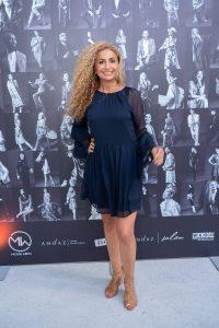 Im Rahmen eines Andaz Salons wurde beim ersten Event auf der neuen Terrasse Eugen21 im Hotel Andaz Vienna das erste Mode Wien Magazin ´69 people, 69 charakters, 69 styles´ präsentiert, Wien, 20.7.2021, -  Eser AKBABA