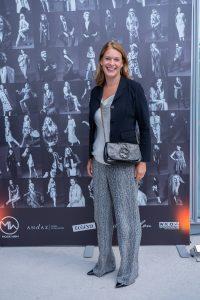Im Rahmen eines Andaz Salons wurde beim ersten Event auf der neuen Terrasse Eugen21 im Hotel Andaz Vienna das erste Mode Wien Magazin ´69 people, 69 charakters, 69 styles´ präsentiert, Wien, 20.7.2021, -  Monique DEKKER