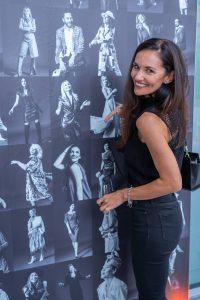 Im Rahmen eines Andaz Salons wurde beim ersten Event auf der neuen Terrasse Eugen21 im Hotel Andaz Vienna das erste Mode Wien Magazin ´69 people, 69 charakters, 69 styles´ präsentiert, Wien, 20.7.2021, -  Tanja DUHOVICH