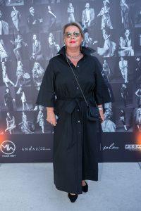 Im Rahmen eines Andaz Salons wurde beim ersten Event auf der neuen Terrasse Eugen21 im Hotel Andaz Vienna das erste Mode Wien Magazin ´69 people, 69 charakters, 69 styles´ präsentiert, Wien, 20.7.2021, -  Irina GULYAEVA
