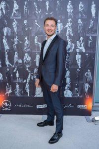 Im Rahmen eines Andaz Salons wurde beim ersten Event auf der neuen Terrasse Eugen21 im Hotel Andaz Vienna das erste Mode Wien Magazin ´69 people, 69 charakters, 69 styles´ präsentiert, Wien, 20.7.2021, -  Jakub LECZYCKI