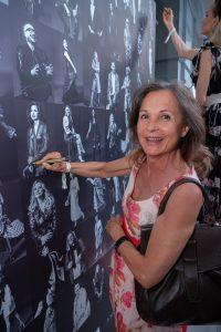Im Rahmen eines Andaz Salons wurde beim ersten Event auf der neuen Terrasse Eugen21 im Hotel Andaz Vienna das erste Mode Wien Magazin ´69 people, 69 charakters, 69 styles´ präsentiert, Wien, 20.7.2021, -  Doris FELBER